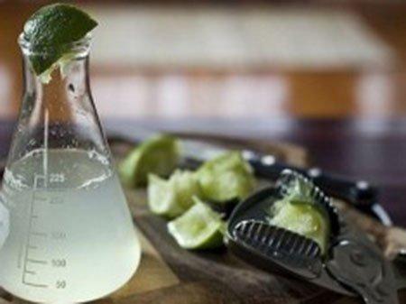 limão e canela