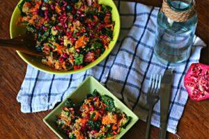 salada anti câncer