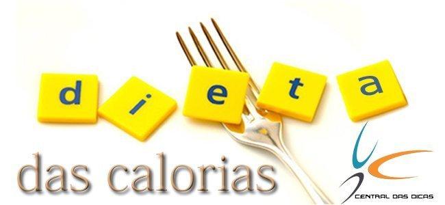dieta de calorias