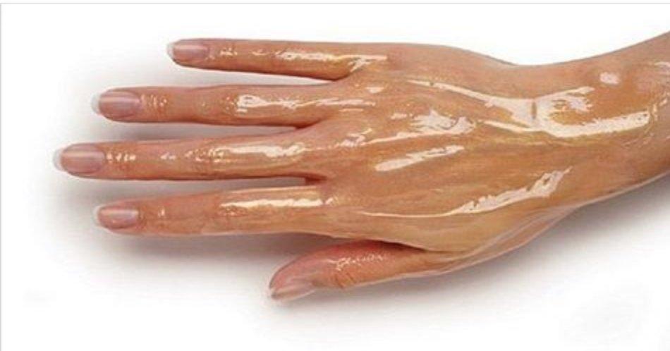 rejuvenescer as mãos